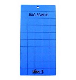BRIMEX Vangstroken BLAUW afm. 25cm x 10cm 10 kaarten