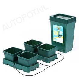 AutoPot Easy2Grow Bewatering Systeem 4x 15L incl 47L tank