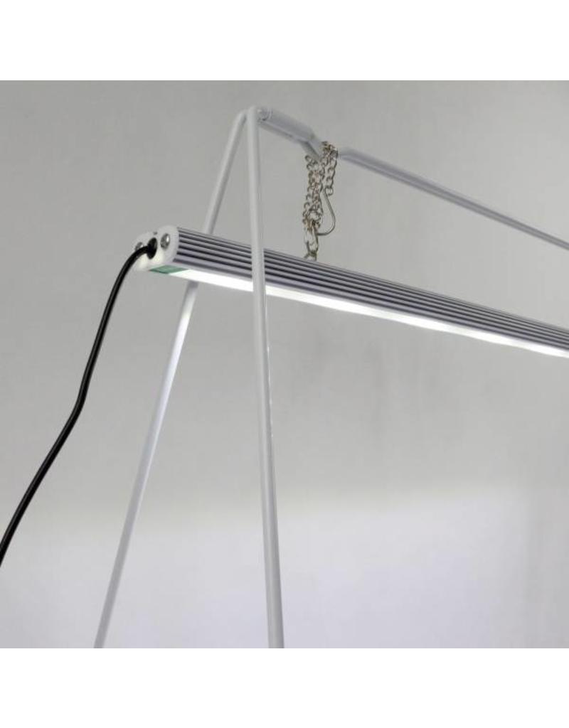 Parus LED Kweeklamp Lucis Groei licht tbv Kiemen/Opkweken