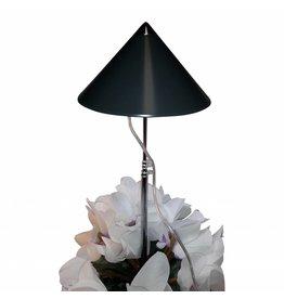 Parus LED wachsen Licht Isun-Pole 7 Watt Graphite