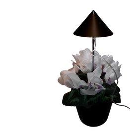 Parus LED Kweeklamp iSun-Pole 10 Watt Koper Met Controller