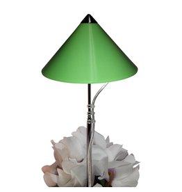 Parus LED wachsen Licht 7 Watt Isun Pole Grün mit Controller