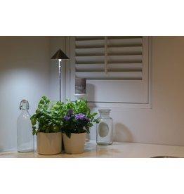 Parus LED Kweeklamp iSun-Pole 10 Watt Graphite