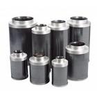 Rhino Filters Luftfilter 975 m³ / h bis 1150 m³ / h, Länge 50 cm Größe Flansch 200 mm