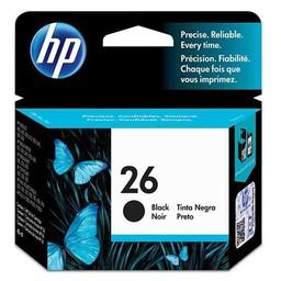 HP 26 Zwart 40ml