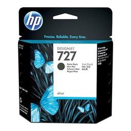 HP 727 Mat Zwart 69ml