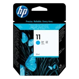 HP 11 Cyaan 28ml