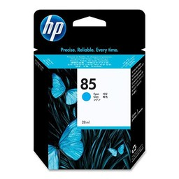 HP 85 Cyaan 28ml