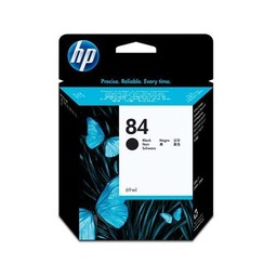 HP 84 Zwart 69ml