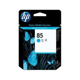 HP 85 Printkop Cyaan