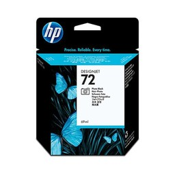 HP 72 Foto Zwart 69ml