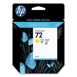 HP 72 Geel 69ml