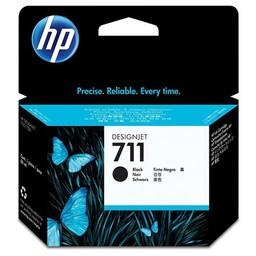 HP 711 Zwart XL 80 ml