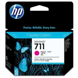 HP 711 Magenta 29 ml 3x