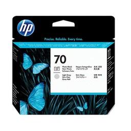 HP 70 Printkop Foto Zwart