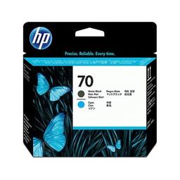 HP 70 Printkop Mat Zwart