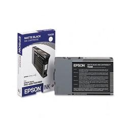 Epson T5438 Mat Zwart 110ml