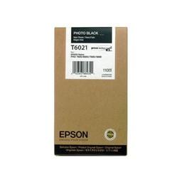 Epson T6021 Foto Zwart 110ml