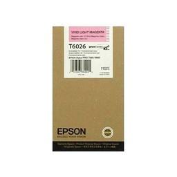 Epson T6026 Vivid Licht Magenta 110ml