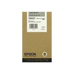 Epson T6027 Licht Zwart 110ml
