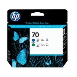 HP 70 Printkop Blauw