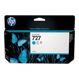 HP 727 Cyaan 130ml