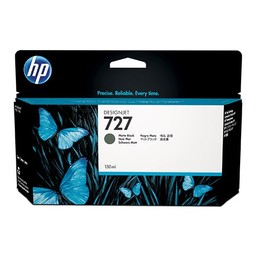 HP 727 Mat Zwart 130ml