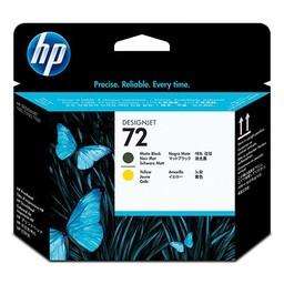 HP 72 Printkop Mat Zwart