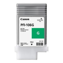 Canon PFI-106G Groen 130ml