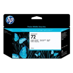 HP 72 Foto Zwart 130ml