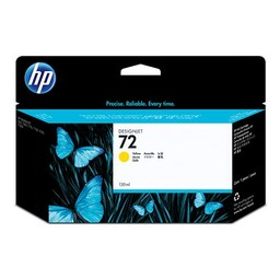 HP 72 Geel 130ml