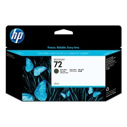 HP 72 Mat Zwart 130ml