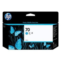 HP 70 Cyaan 130ml