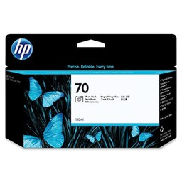 HP 70 Foto Zwart 130ml