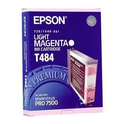 Epson T484 Licht Magenta 110ml