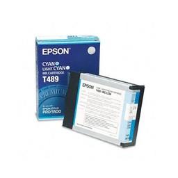 Epson T489 Cyaan Lt Cyaan