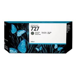 HP 727 Mat Zwart 300ml