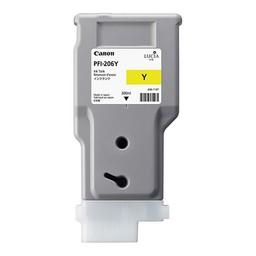 Canon PFI-206Y Geel 300ml