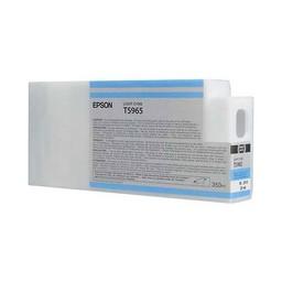 Epson T5965 Licht Cyaan 350ml