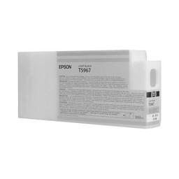 Epson T5967 Licht Zwart 350ml