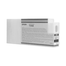 Epson T5968 Mat Zwart 350ml