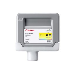 Canon PFI-301Y Geel 330ml