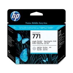 HP 771 Printkop Foto Zwart