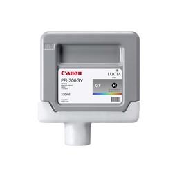 Canon PFI-306GY Grijs 330ml