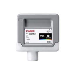 Canon PFI-306MBK Mat Zwart 330ml