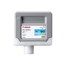 Canon PFI-306PC Foto Cyaan 330ml