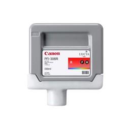 Canon PFI-306R Rood 330ml