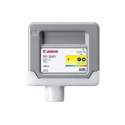 Canon PFI-306Y Geel 330ml