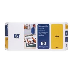 HP 90 Printkop Geel