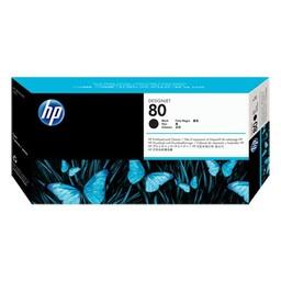 HP 80 Printkop Zwart